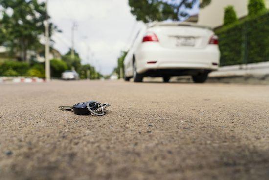 verloren-autosleutels
