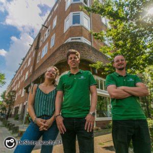 Slotenmaker Amsterdam Staatsliedenbuurt