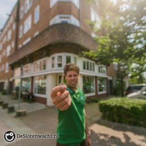 Slotenmaker Amsterdam helpt u