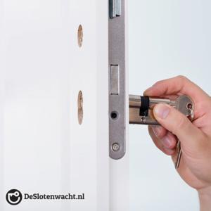 Cilinderslot laten vervangen door een slotenmaker
