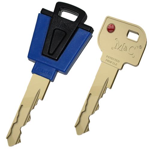 M&C matrix sleutels bestellen